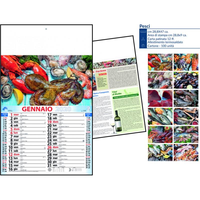 Calendari pesci