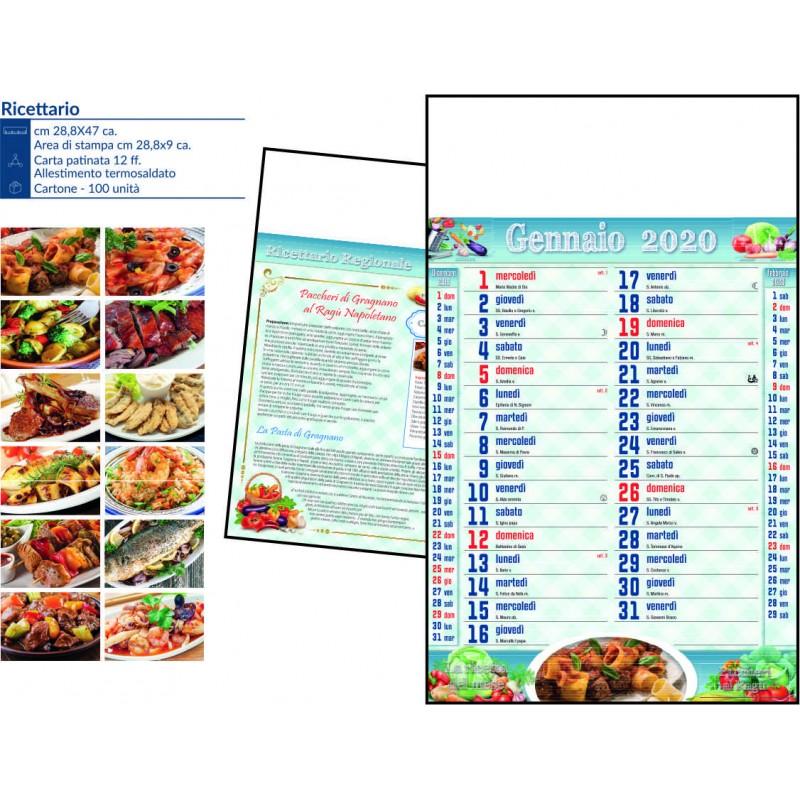 Calendari ricettario