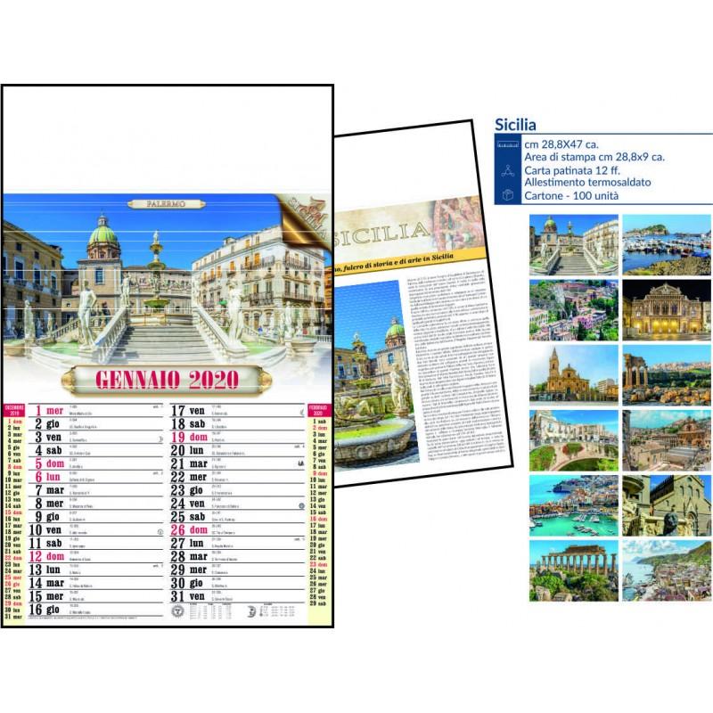 Calendario sicilia