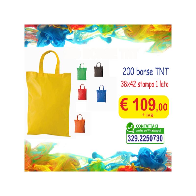 Borse TNT (200 pz)